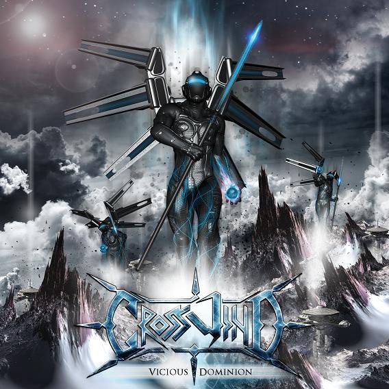 Crosswind new album is ready metal fields for Domon power release